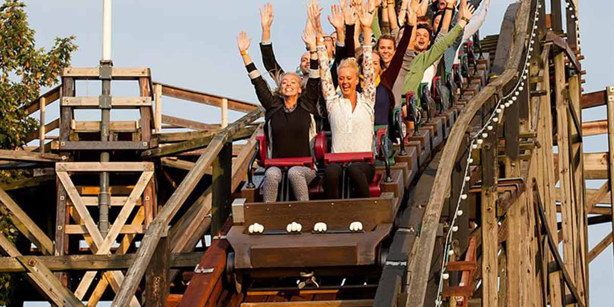 Family attractions - Bakken Park
