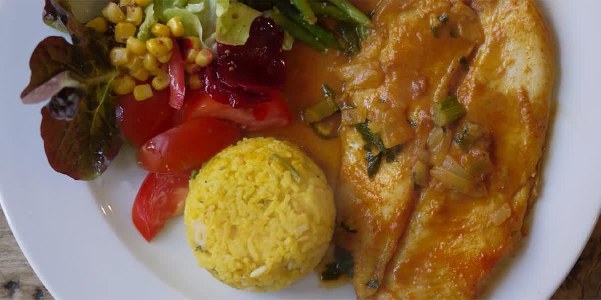 Food - suriname