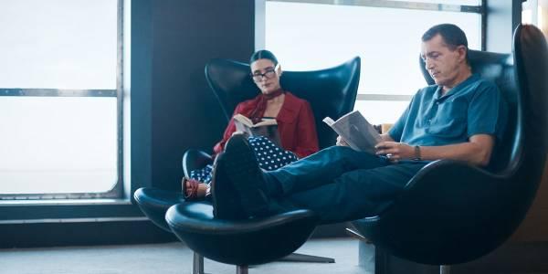 FranceDover Premium Lounge