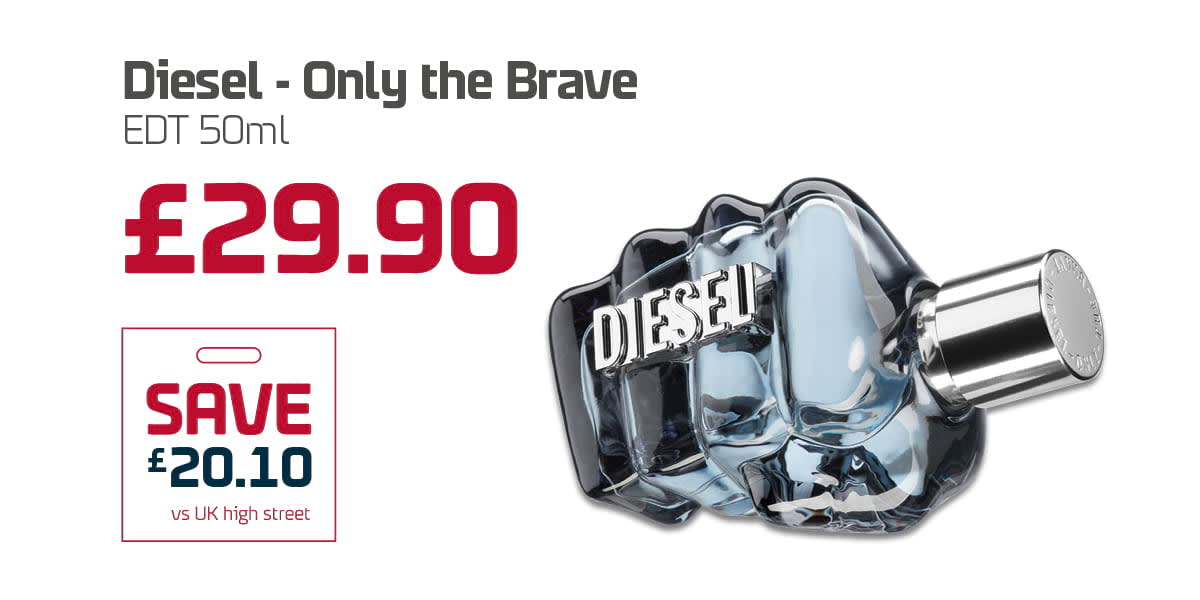 DINE Duty Free - Only The Brave