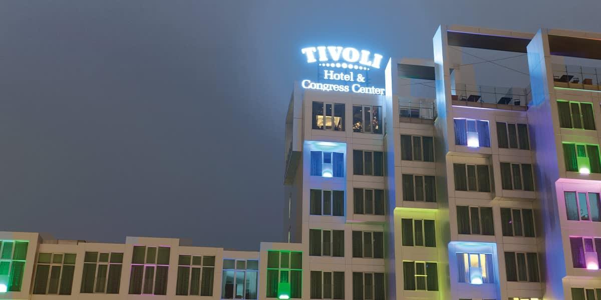 Tivoli Hotel - Facade