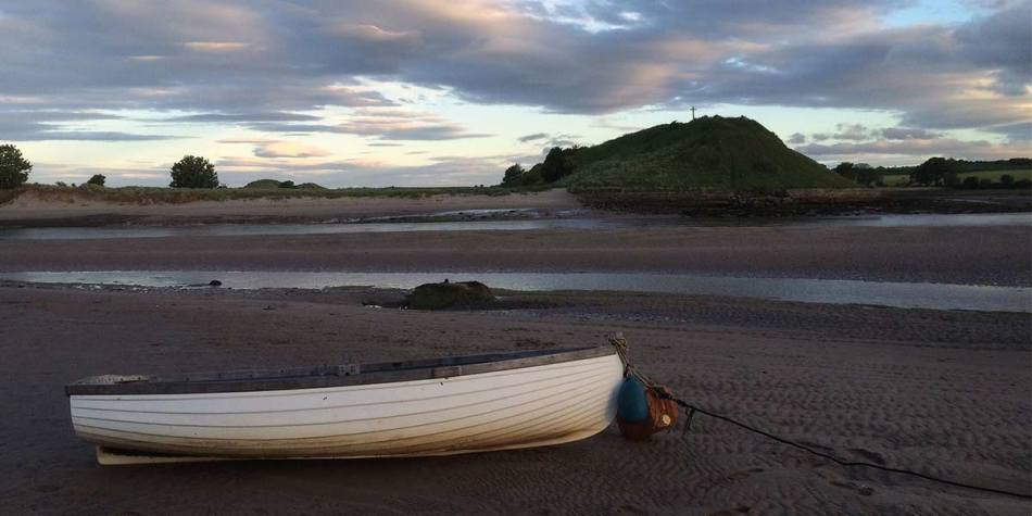 Bamburgh Castle Alnmouth