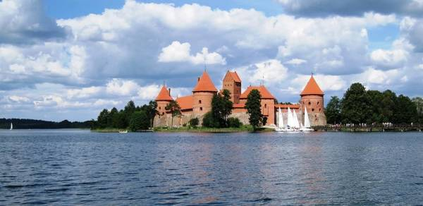 Trakai Schloss Litauen