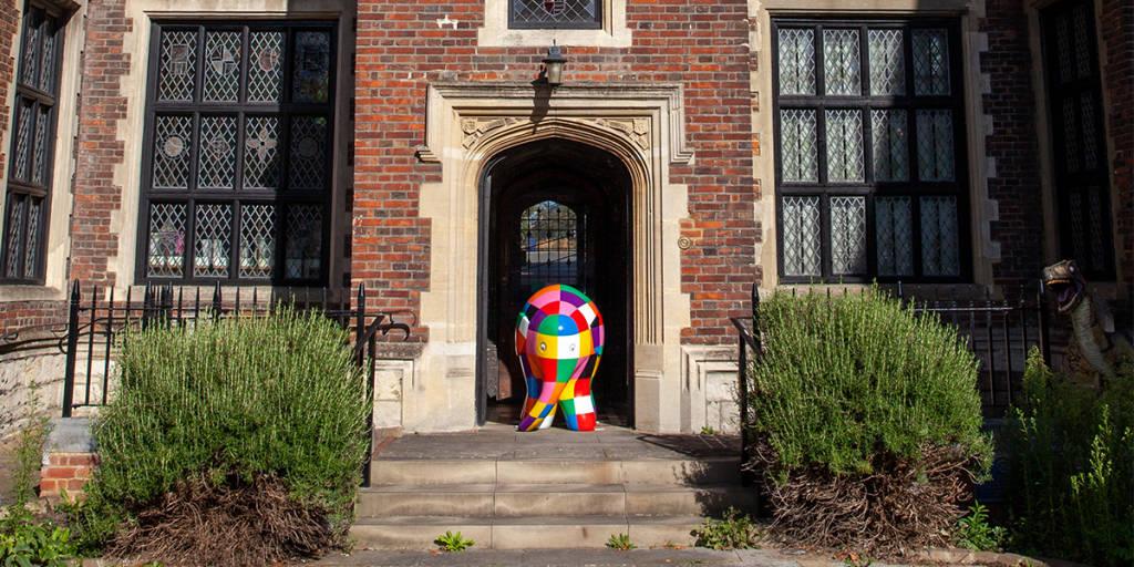 Elmer at Maidstone museum 1200x600