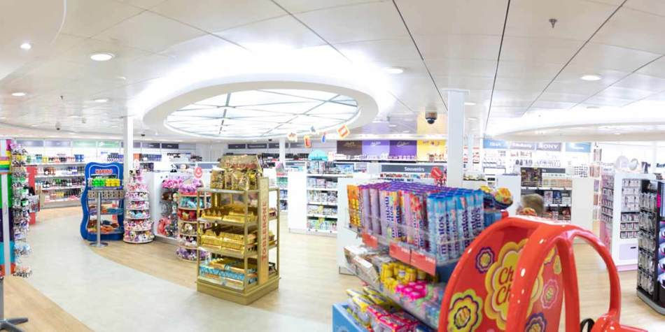 Dover-Calais panoramic of shop