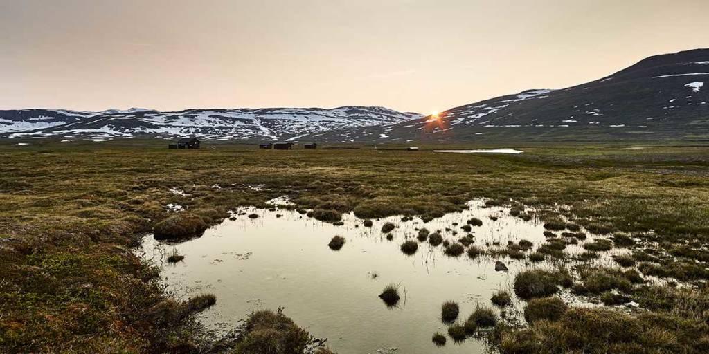 National parks Sweden