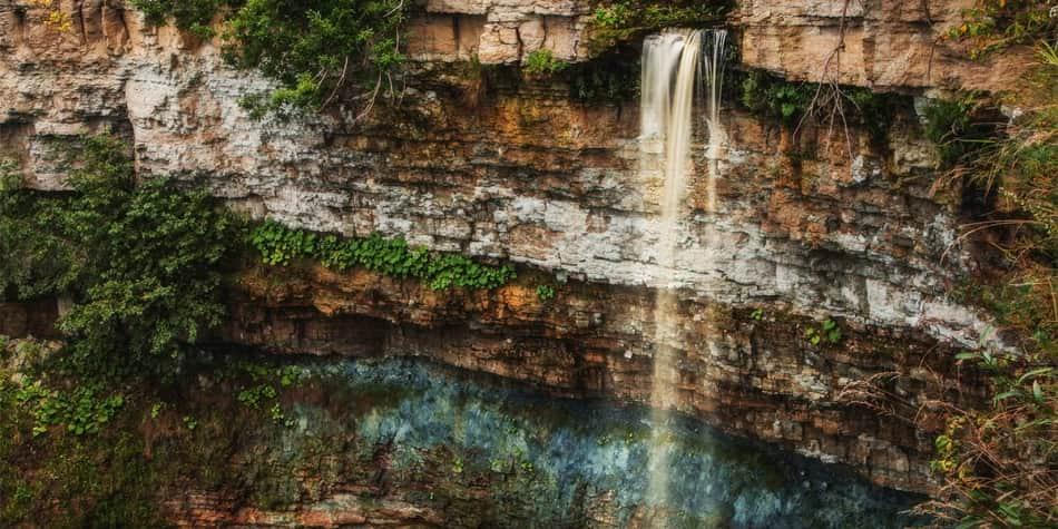 Valaste waterfall - Estonia