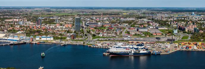 DFDS Port of Klaipeda