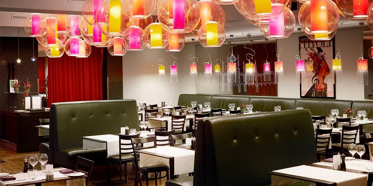 Tivoli Hotel - brasserie