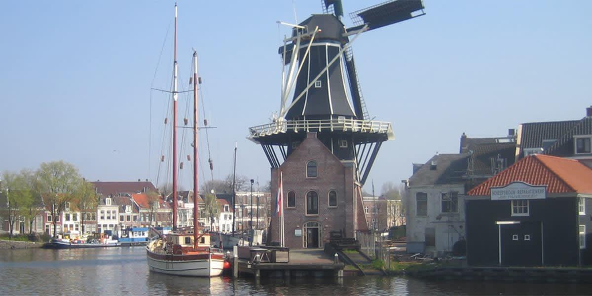 Haarlem, Holland - mill