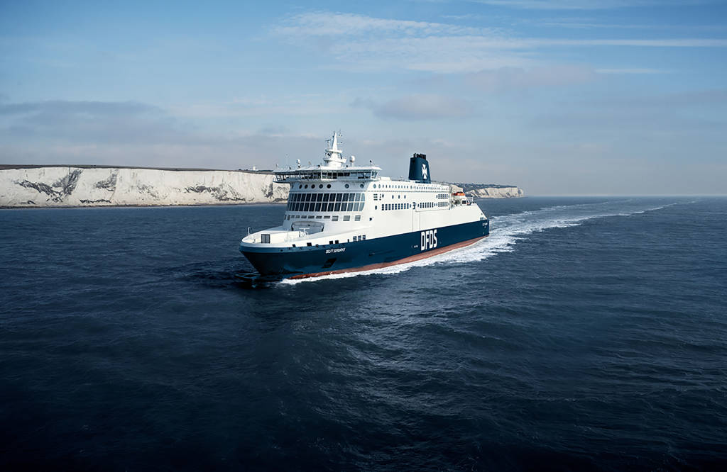 DFDS Delft Seaways - Dunkerqe-Douvres