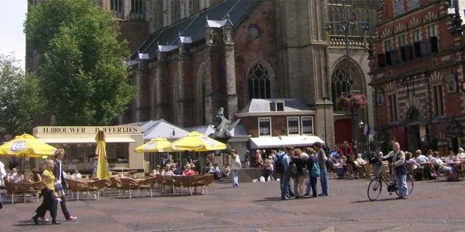 Grote Markt - Haarlem, Holland