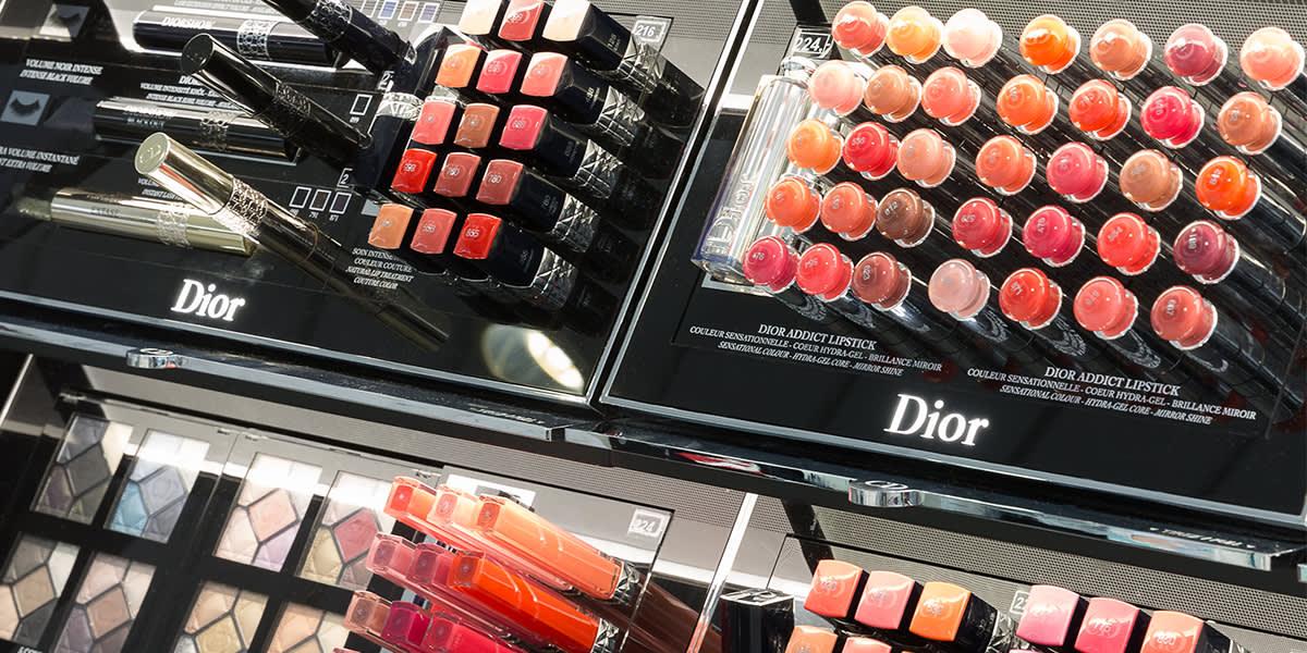 Tax free Dior