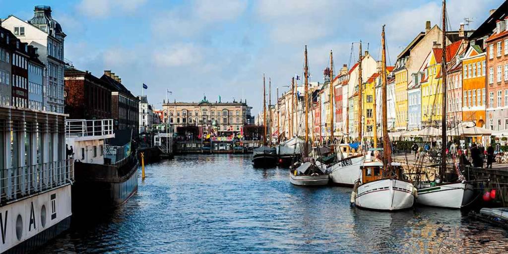 Copenhagen summertime