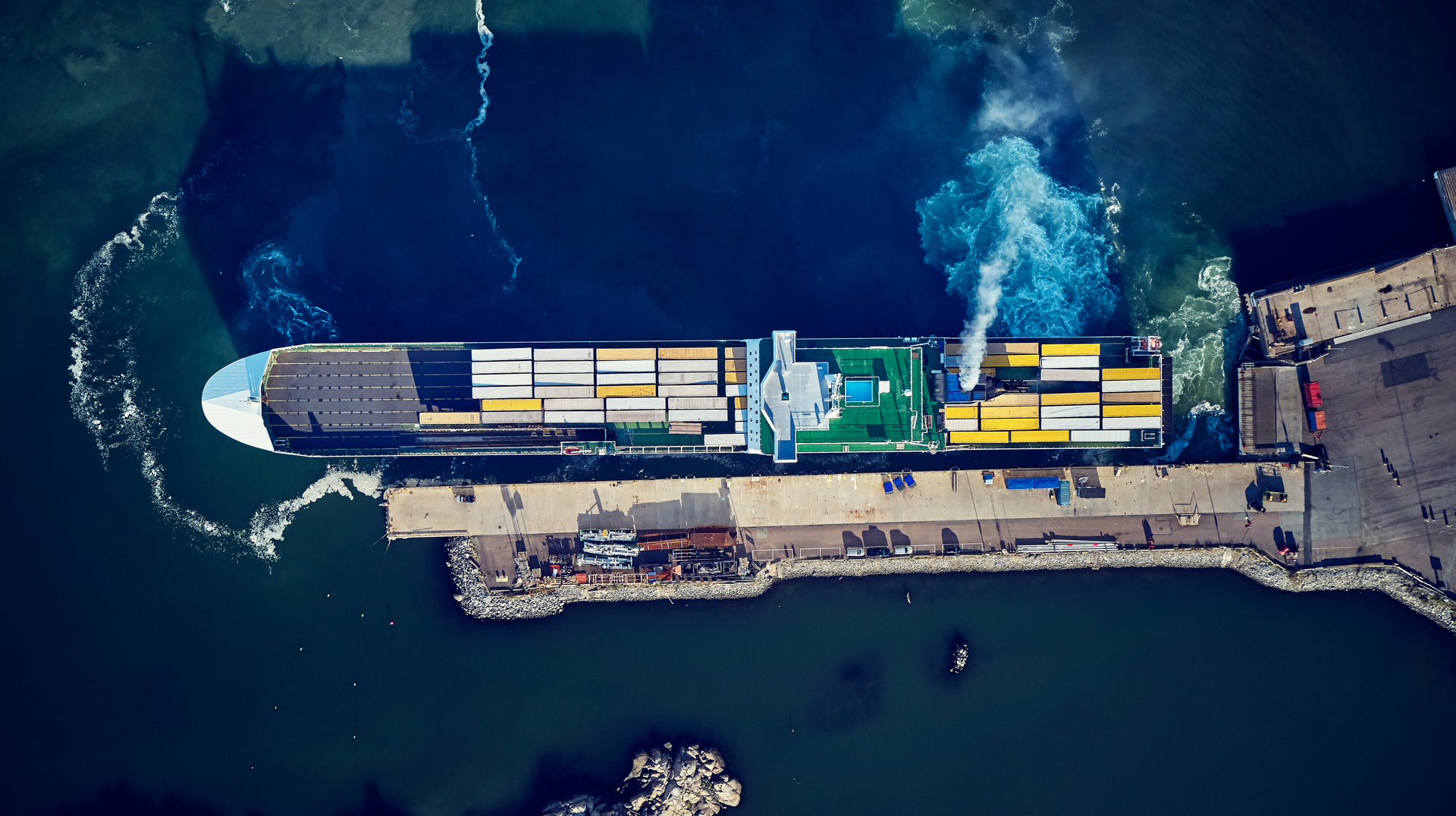Freight ferry volumes up