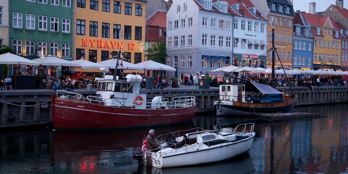 Kobenhavn Nyhavn kanal