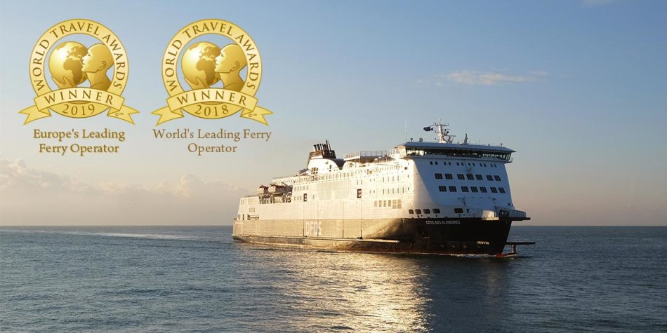 DFDS are Europe's and World's Leading Ferry Operators