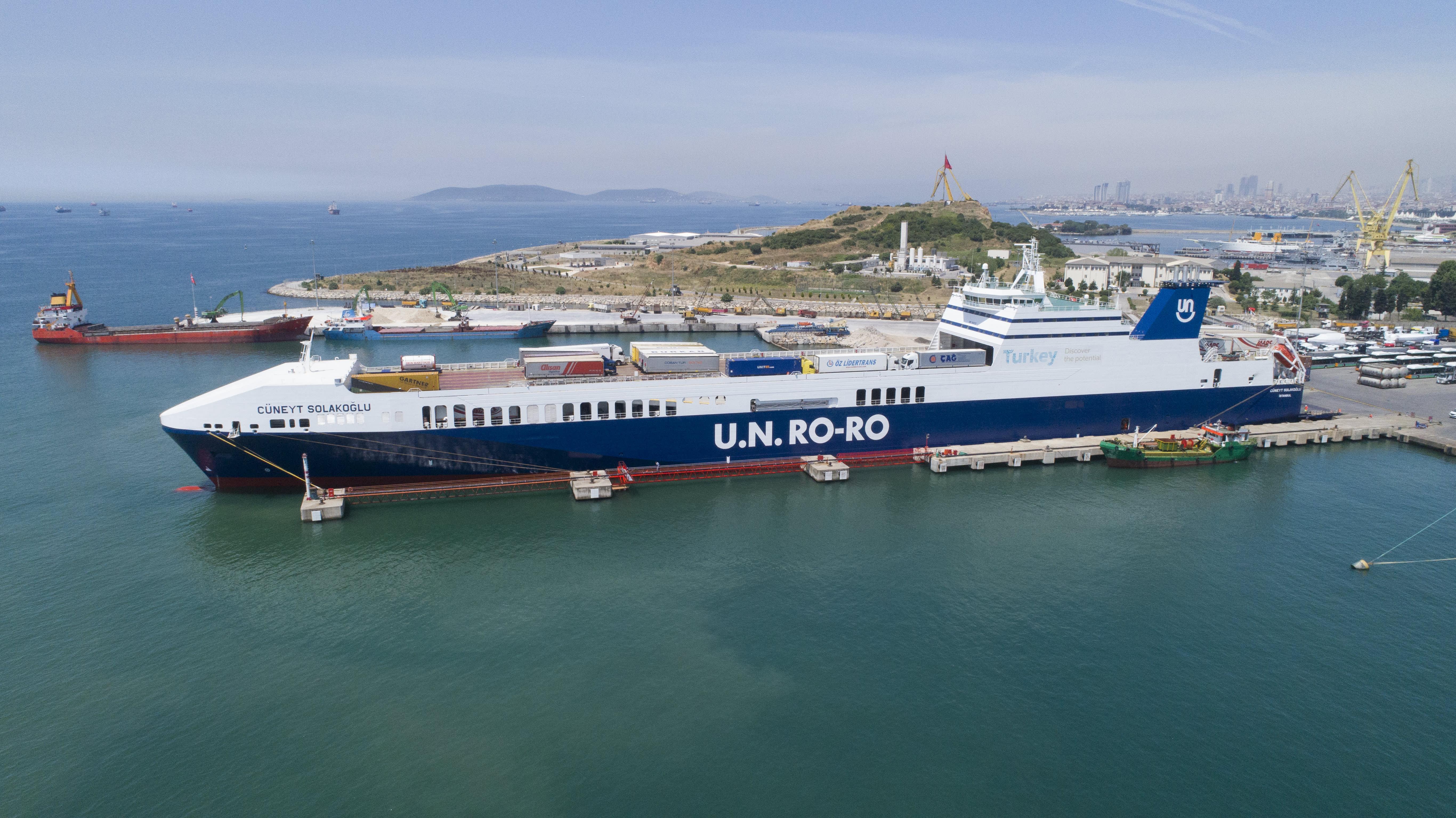 UNRR vessel