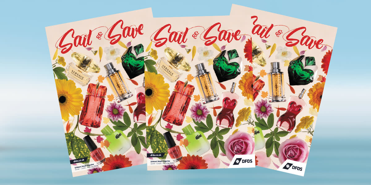 Sail and Save Magazine