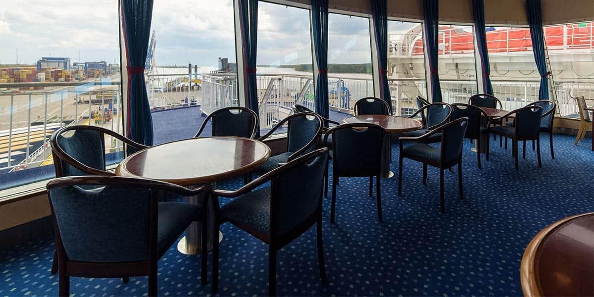 Onboard Sirena Seaways