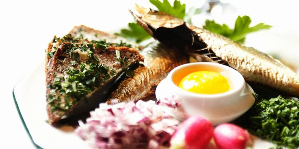 Danish food, Nyhavns Færgekro - Photo Credit: Nyhavns Færgekro