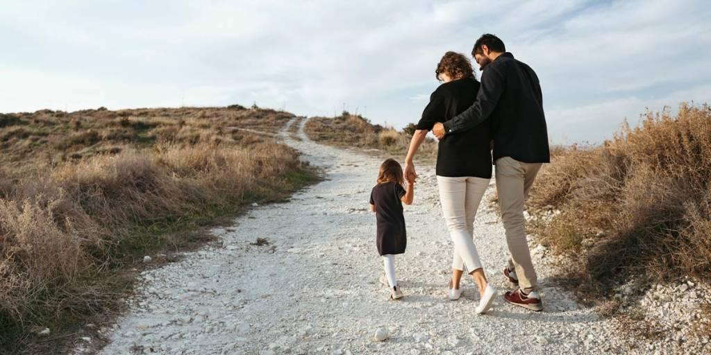 enjoy a family trip