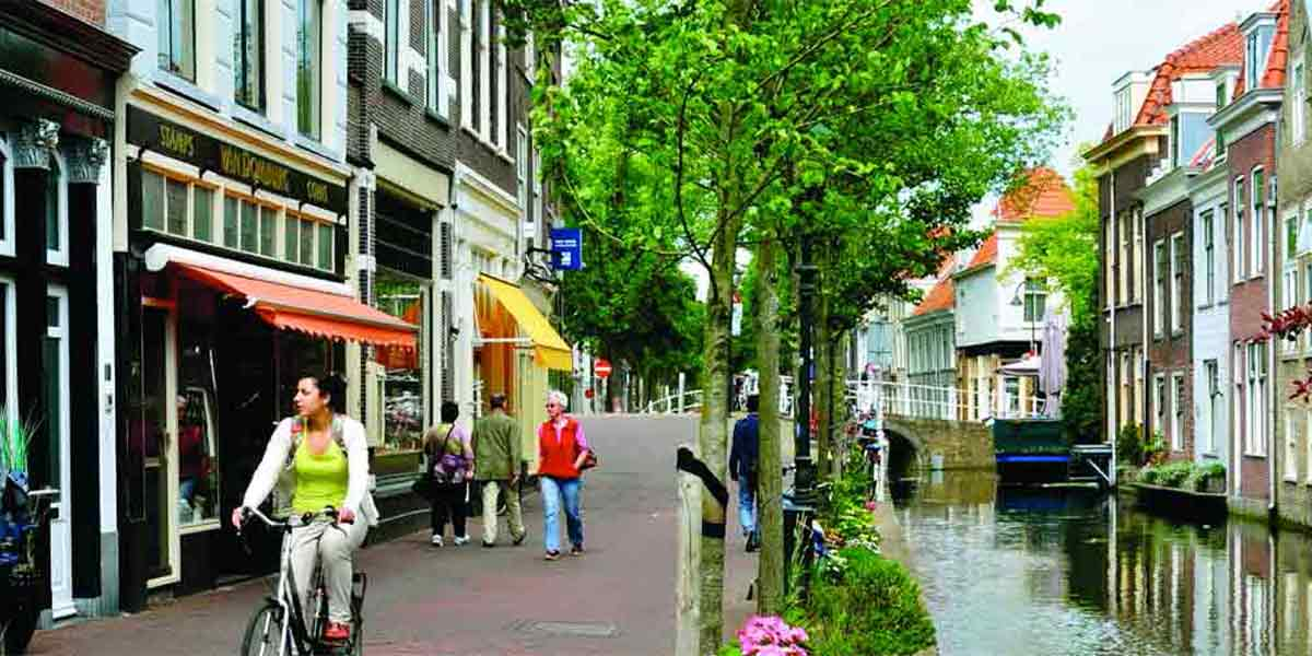 Delft in Holland (Image-credit-NBTC)