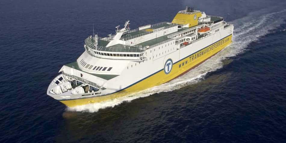 Newhaven-Dieppe Transmache ferry