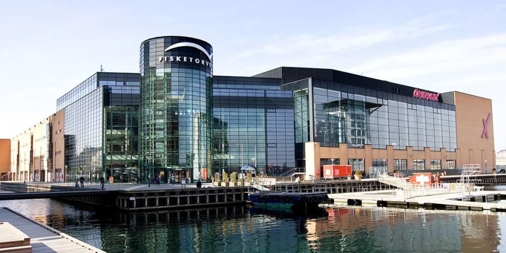Fisketorvet shopping centre, Copenhagen - Photo Credit: Visit Copenhagen
