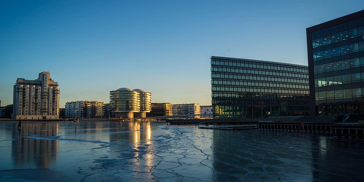 Ved Kalvebod Brygge - Photo credit: Thomas Rousing