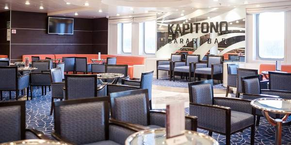 Kapitono bar - Regina ferry