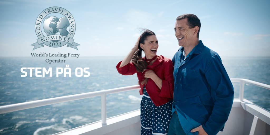 Stem på os -  World's Leading Ferry Operator 2021