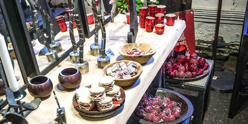 Christmas in Copenhagen - street vendor