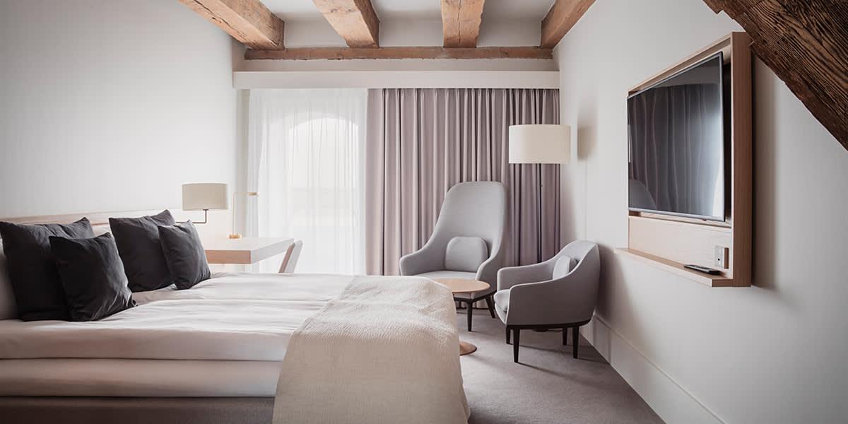 Admiral hotel - double deluxe med havutsikt