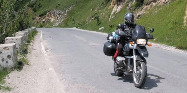 Motorcycling in Belgium