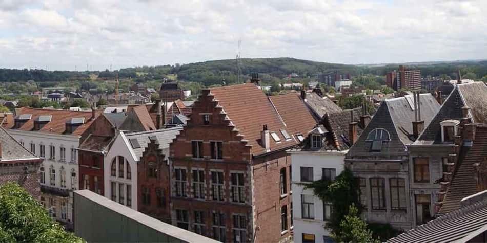 Battlefields in Belgium - Mons