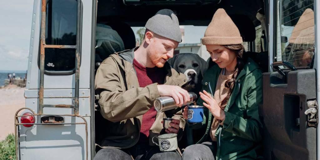 Autocamper - coffeebreak