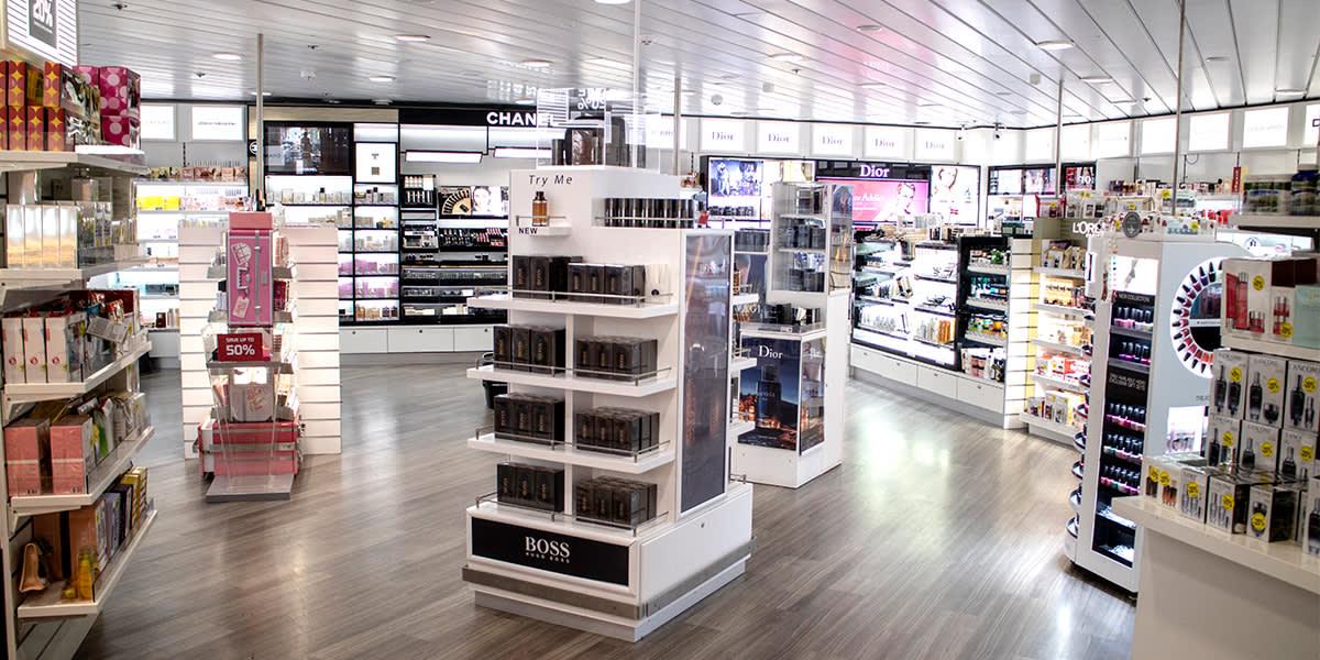 Tax free shopping København-Oslo - Sea Shop