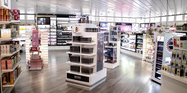 Taxfree shopping Oslo-København - Sea Shop