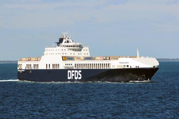 ASPENDOS SEAWAYS at sea. Photo credit to Vovashap