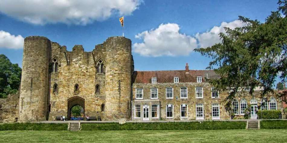 A castle to visit in Kent