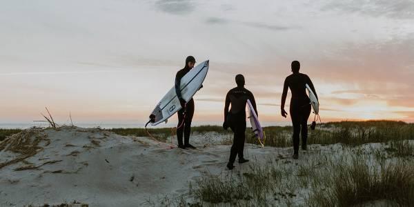 Nordjylland - Hvide Sande - Visitdenmark PhotoCredit: Rikke Kjaer Poulsen
