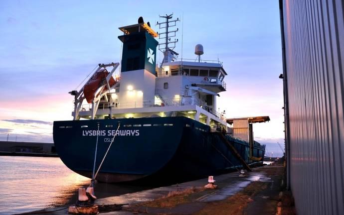 Lysbris Seaways dfds