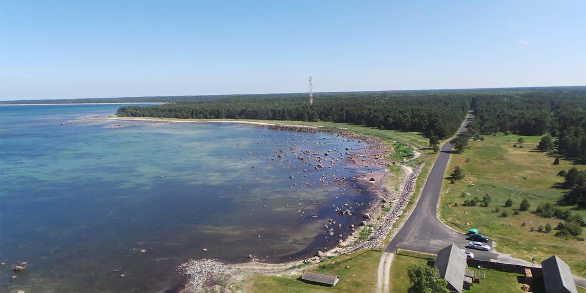 Hiiumaa island, Estonia