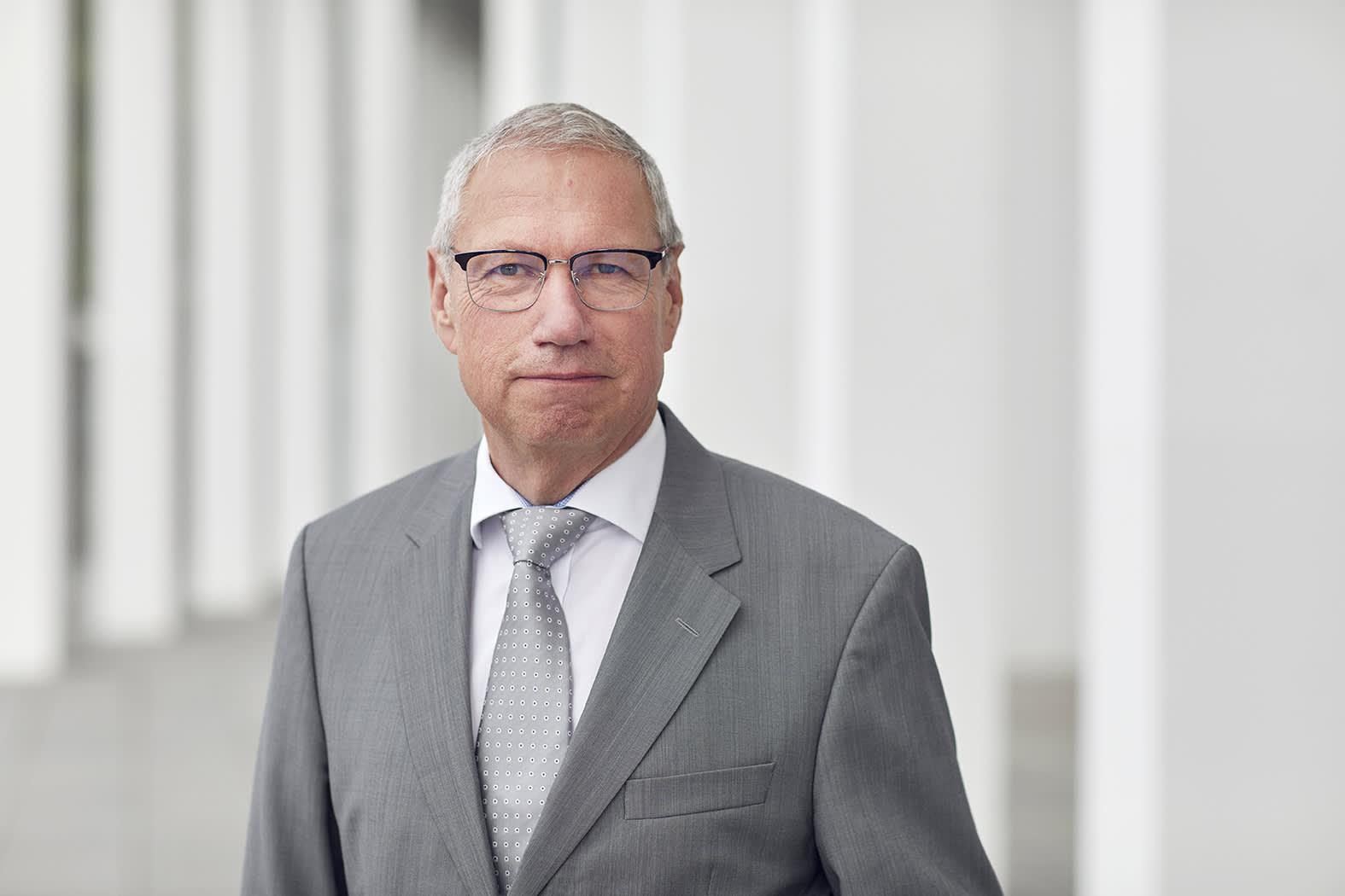 DFDS Board member Jens Otto Knudsen 2018