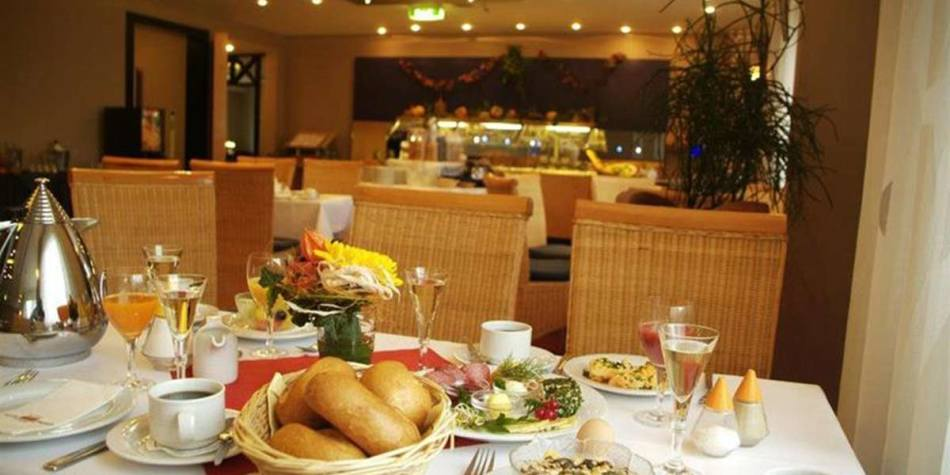 Restaurant at Best Western Prisma Hotel, Germany