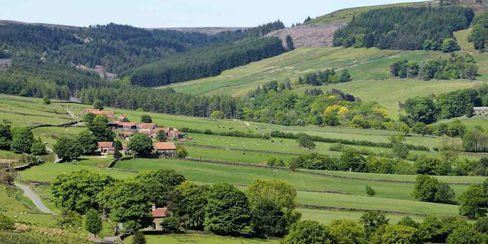 North York Moors landscape