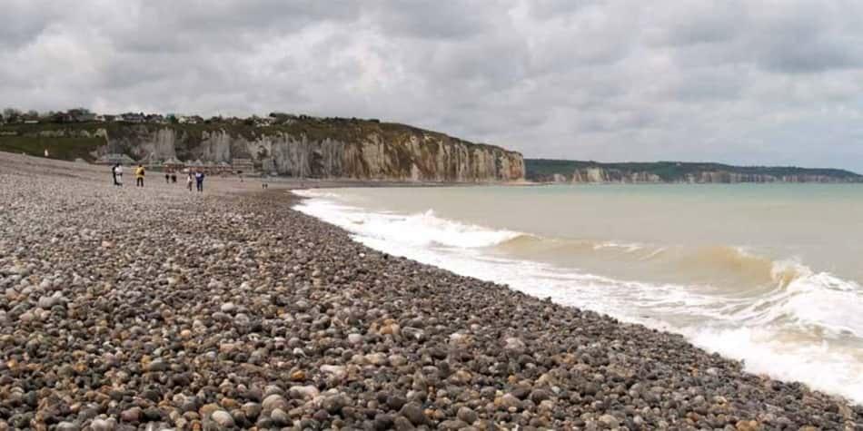 Dieppe coast