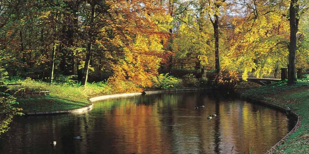 frederiksberg park copenhagen