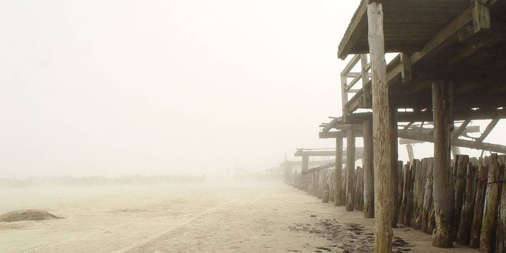 Baltic sea - pier